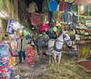 The Night Bazaar, Luxor, Egypt