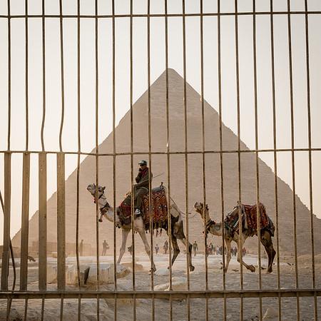 Giza Pyramid, Eqypt