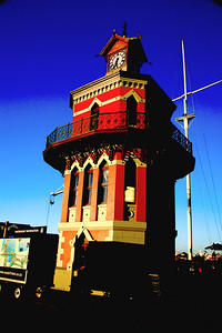 Clock Tower V & A Wharf_0788C-2
