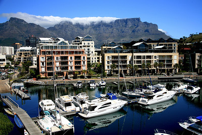 Table Mountain and V & A Waterfront_0763C-2