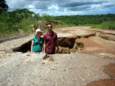 Potholes, Malawi