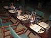 Phinda dinner table