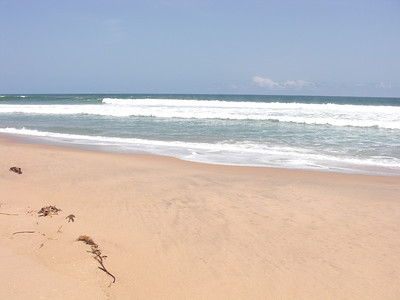 Beach south of Luanda