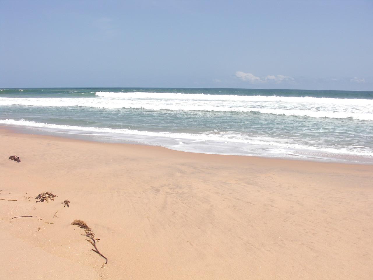 Beach south of Luanda