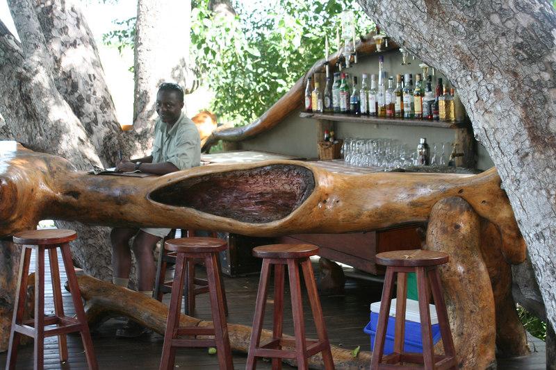 Bar at Tubu Tree