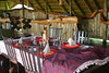 Chitabe Camp Dining Area