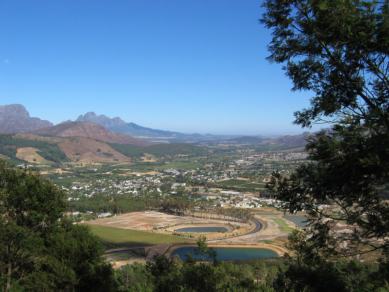 Franschhoek in the Winelands
