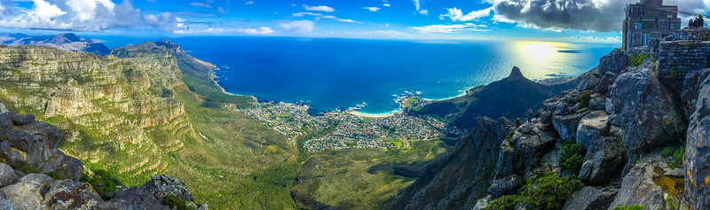 Table Mountain Panoramic View