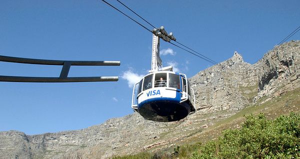 EPV0554 Cable Car Rotates During Travel