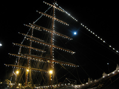 IMG_0659 Square Rigger at Waterfront, Capetown