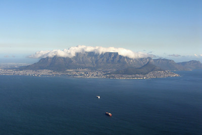IMG_0648 Table Mountain and Capetown