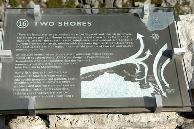 EPV0635 Information Plaque atop Table Mountain