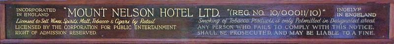 IMG_0679 Mount Nelson Hotel, Capetown