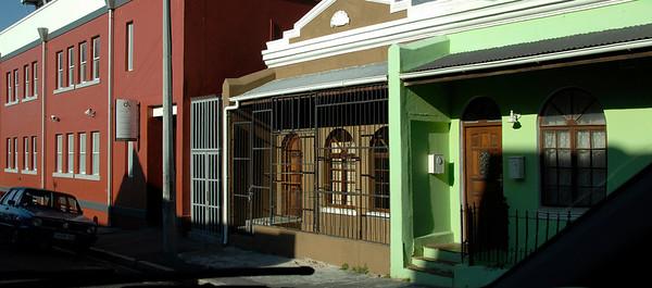 EPV0736 Colorful Neighborhood in Capetown