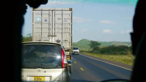 Kenya's super highway