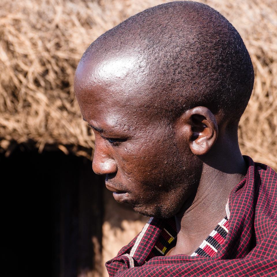 The village chief