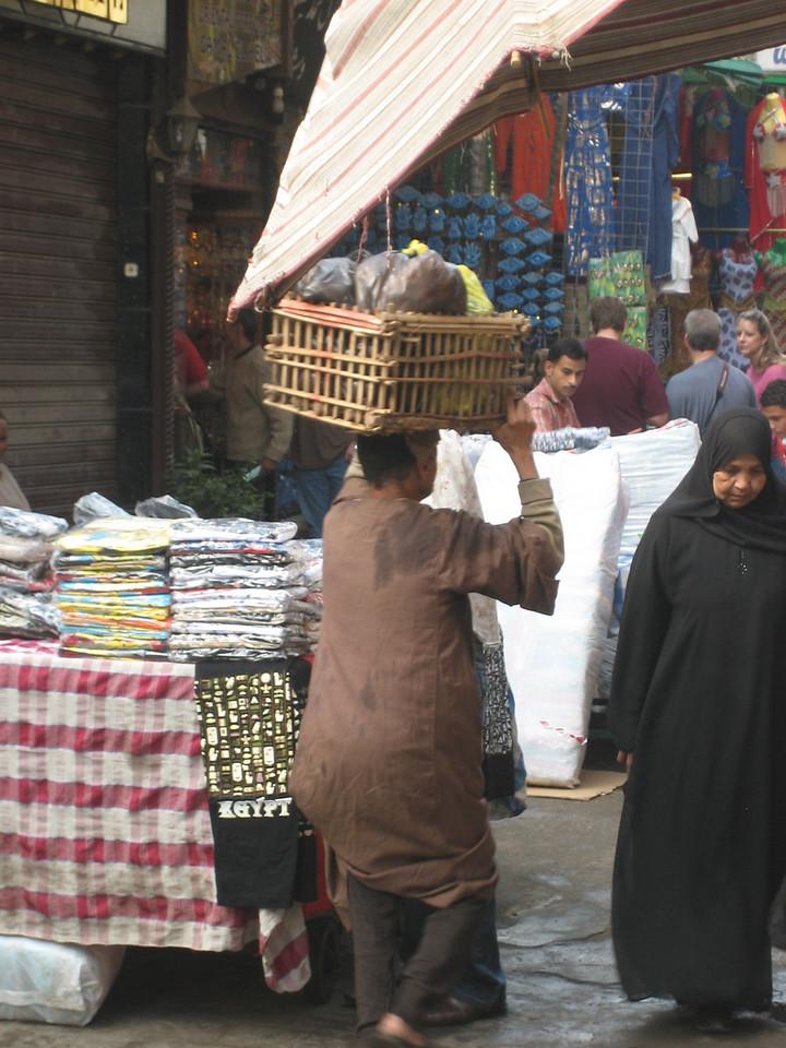 Khan al Khalili markets, Cairo