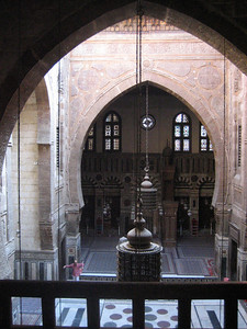 Mosque Al Ghouri, Cairo