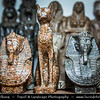 Egypt - Luxor - الأقصر - al-Uqṣur - Traditional Craft and Products - Ancient Thebes - طيبة - UNESCO World Cultural Heritage site on banks of river Nile -