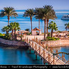 Egypt - Hurghada - الغردقة‎ - el-Ġardaqa - Ghardaga - Hurgada - Coastal town on shores of Red Sea - Popular holiday destination & one of Egypt's leading holiday resorts famous for its superb diving opportunities with beautiful underwater reefs and awesome marine life
