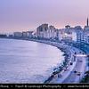 Egypt - Alexandria - الإسكندرية - al-Iskandariyya - Αλεξάνδρεια - Ancient Town on Shores of Mediterranean Sea - Cityscape along the Corniche with town seafront