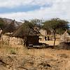 A village of the Bilen ethnic group in north Eritrea.