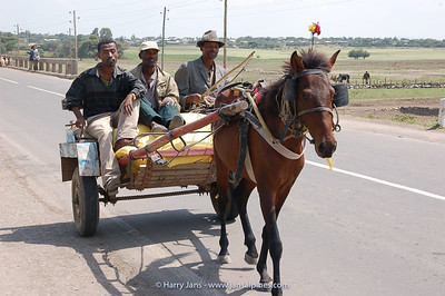 Ethiopian taxi