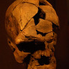 skull found in Ethiopia,  several thousand years old