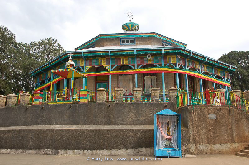 Entoto Maryam Church (Emperor Menelik)