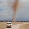 little sand tornado