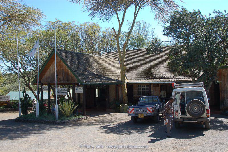 Naro Moru River Lodge