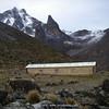 Teleki Lodge at 4200m (Mackinders Camp)