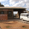 Kimana gate, entrance to Amboseli National Park