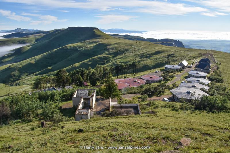 Witsieshoek Mountain Resort