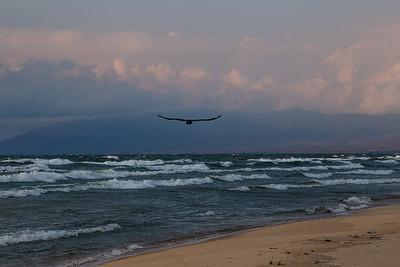 Lake Malawi Kande Beach on Lake Malawi.
