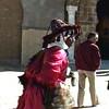 Water vendor at Meknes.