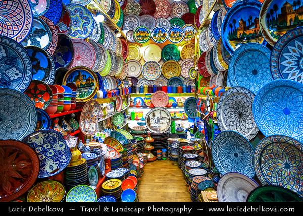 Northern Africa - Kingdom of Morocco - Marrakesh - Marrakech - UNESCO World  Heritage Site - 926eec5235d