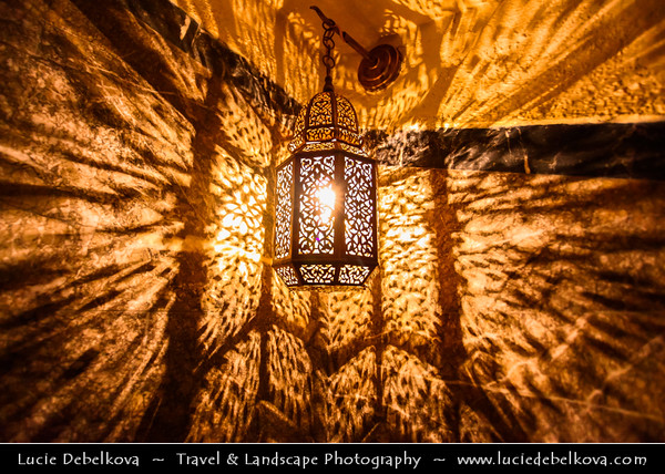 Africa - Morocco - Marrakesh - Marrakech - UNESCO World Heritage Site - Old Town - Medina of Marrakesh - Historical center