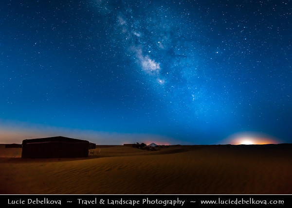 Northern Africa - Kingdom of Morocco - Sahara Desert - Zagora Pr