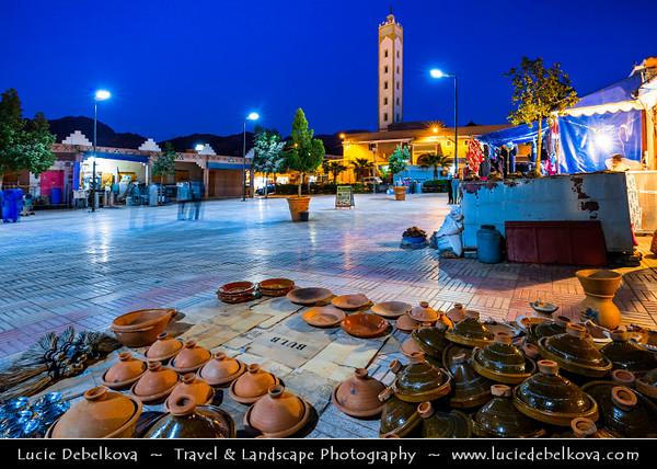 Africa - Morocco - Souss-Massa Region - Tiznit Province - Tafrao