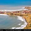 Northern Africa - Kingdom of Morocco - Souss-Massa Region - Imsouane - Old fishing village situated on Atlantic coast within Ida ou Tanane nature reserve