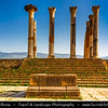 Africa - Morocco - Archaeological Site of Volubilis - Walili - U