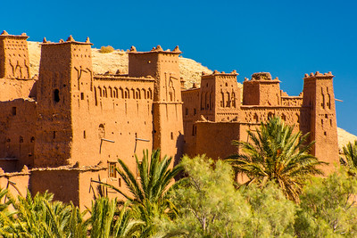 This makes the buildings of Aït Ben Haddou look like sand castles