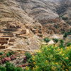 Moroccan Dwellings in the Atlas Mountains