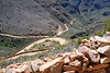 Winding Down Swartberg Pass