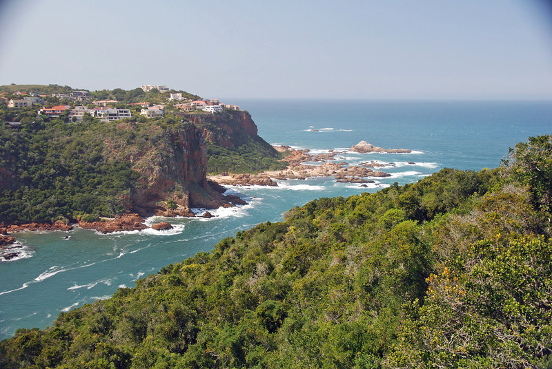 View from Featherbed Reserve, Knysna