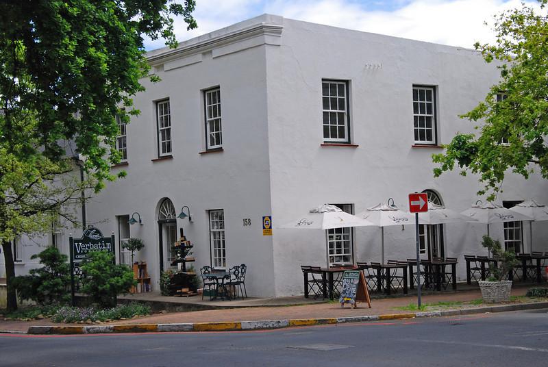 Small Cafe, Stellenbosch