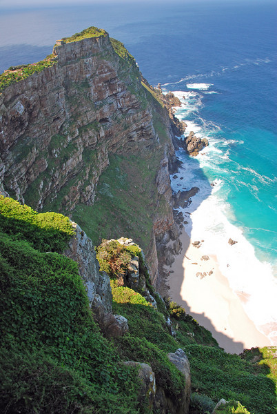 Cliffs at Cape Point