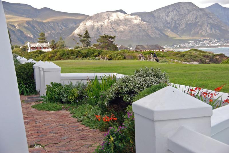 View from Marine Hotel, Hermanus