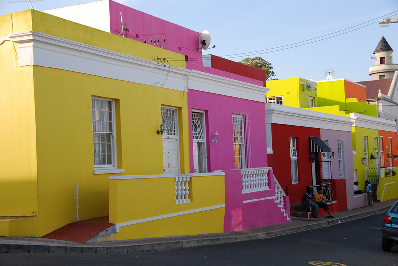 Malay Quarters in Cape Town